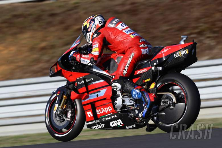 Andrea Dovizioso, French MotoGP, 10 October 2020