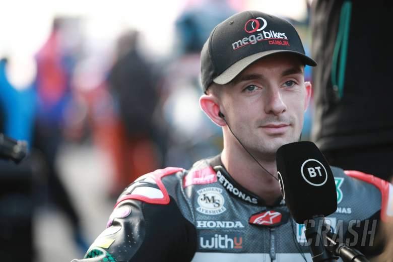 John McPhee, Moto3 race, French MotoGP, 11 October 2020