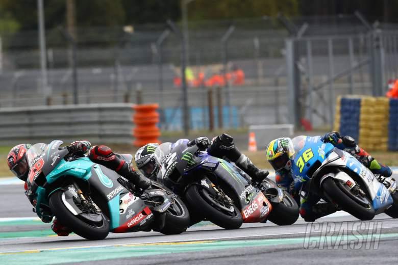 Fabio Quartararo, MotoGP race, French MotoGP. 11 October 2020