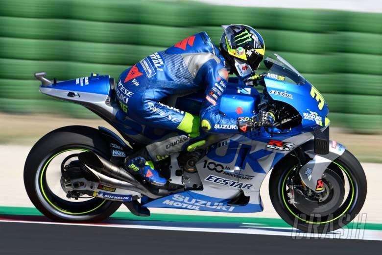 Joan Mir, San Marino MotoGP, 12 September 2020