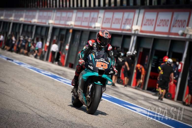 Fabio Quartararo, San Marino MotoGP. 12September 2020