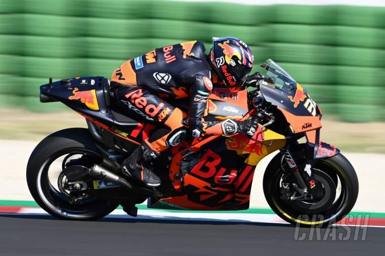 Brad Binder, San Marino MotoGP, 12 September 2020