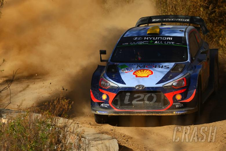 World Rally: Mikkelsen battles Breen for early lead at Rally Turkey