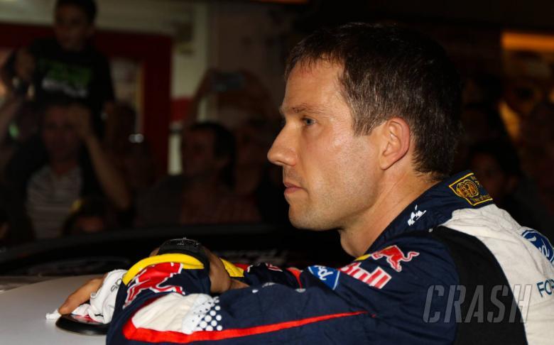 Ogier edges Mikkelsen on Rally Italia Sardegna opener