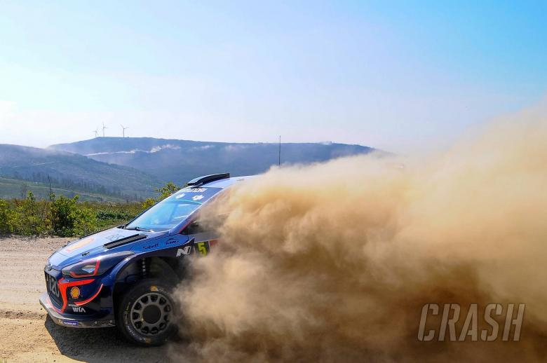 World Rally: Neuville fortifies lead over Evans