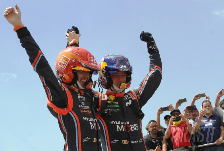 World Rally: Neuville reels in Ogier to win by 0.7s!