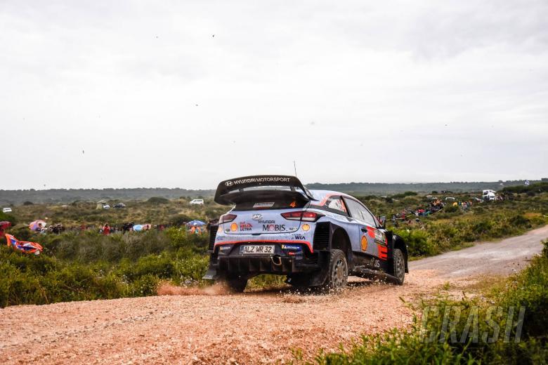 Rally Turkey - Klasifikasi setelah SS4