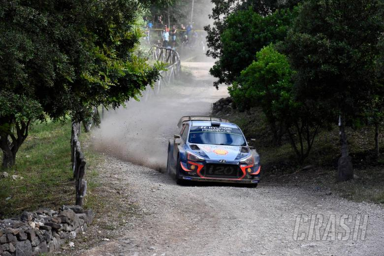 World Rally: Neuville edges closer to Ogier ahead of final day