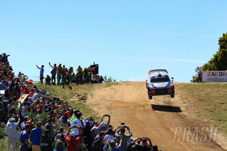 World Rally: Rally Italia Sardegna - Results