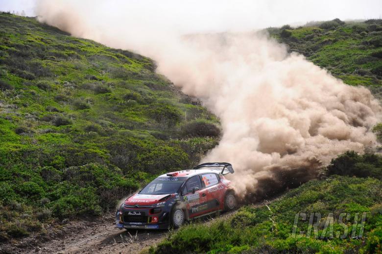 World Rally: Citroen confirms Ostberg as Meeke replacement