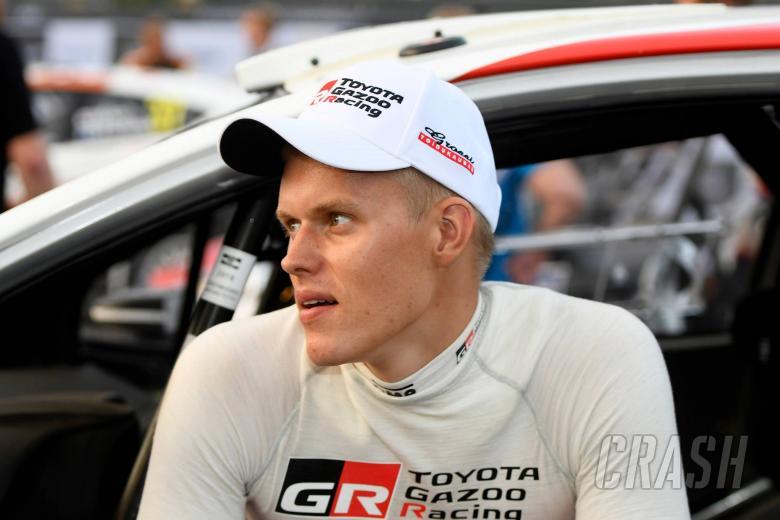 World Rally: Tanak tops shakedown in Germany