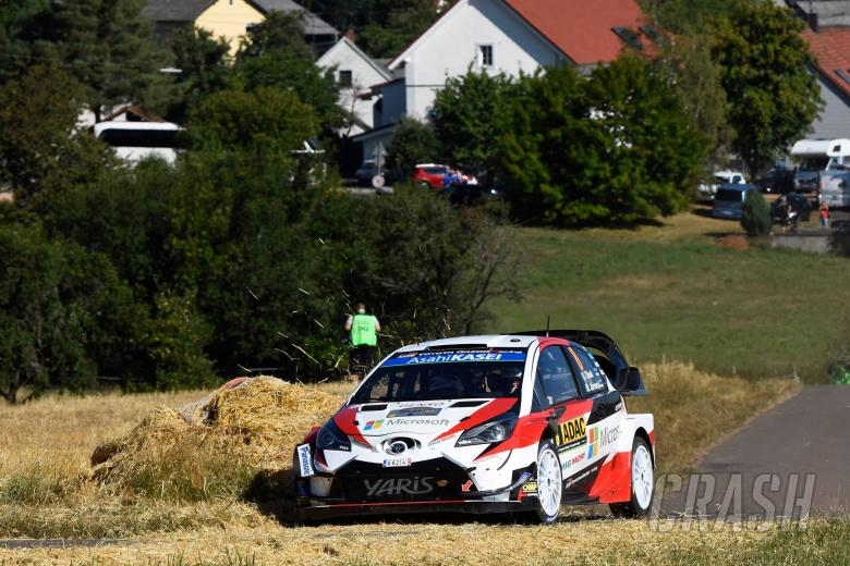 World Rally: Tanak pulls clear from Ogier