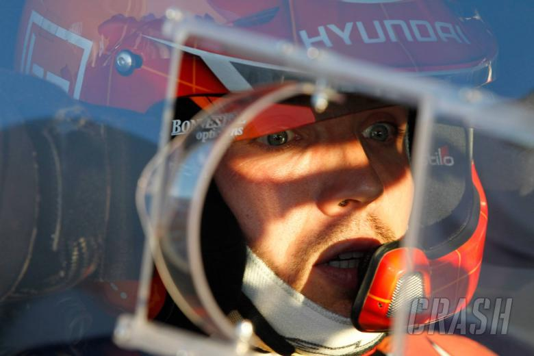 Rally Turkey - Klasifikasi setelah SS1
