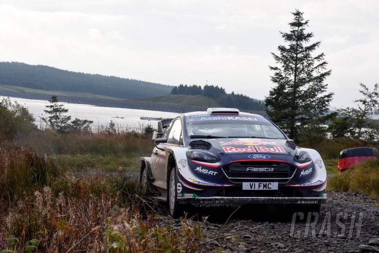 Ogier menangkis Latvala untuk kemenangan penting Wales Rally GB