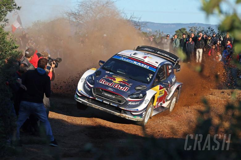 World Rally: Ogier leads Neuville in Spain opening stage
