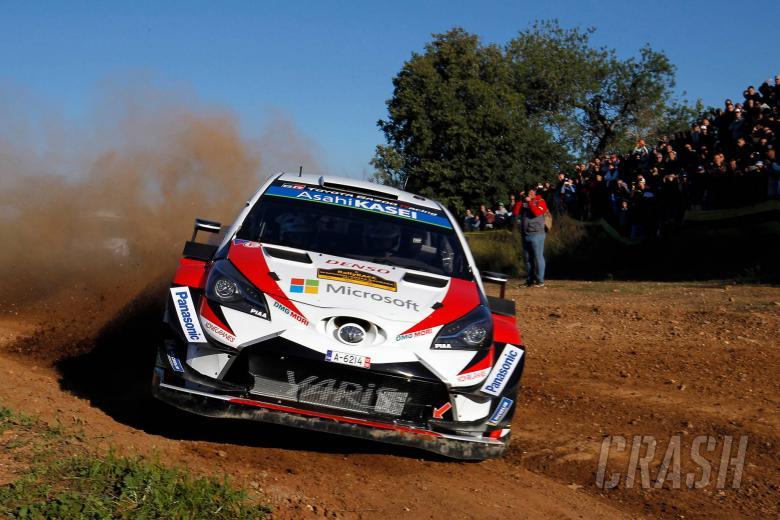 RallyRACC Catalunya - Klasifikasi setelah SS7