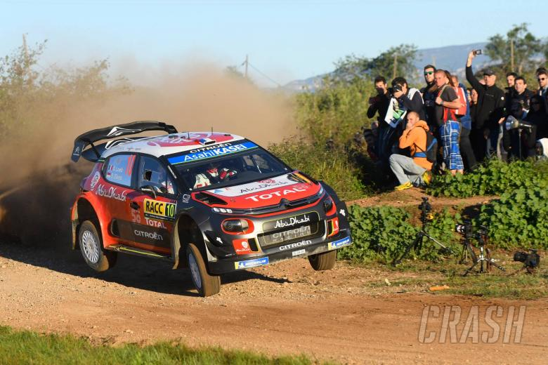 World Rally: Loeb rolls back the years with Spain victory