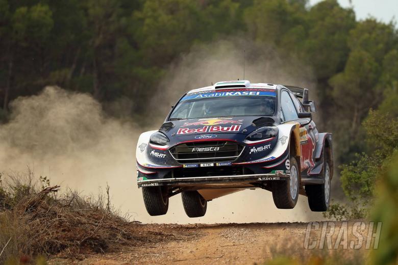 M-Sport Ford mengonfirmasi entri WRC 2019 dalam perombakan