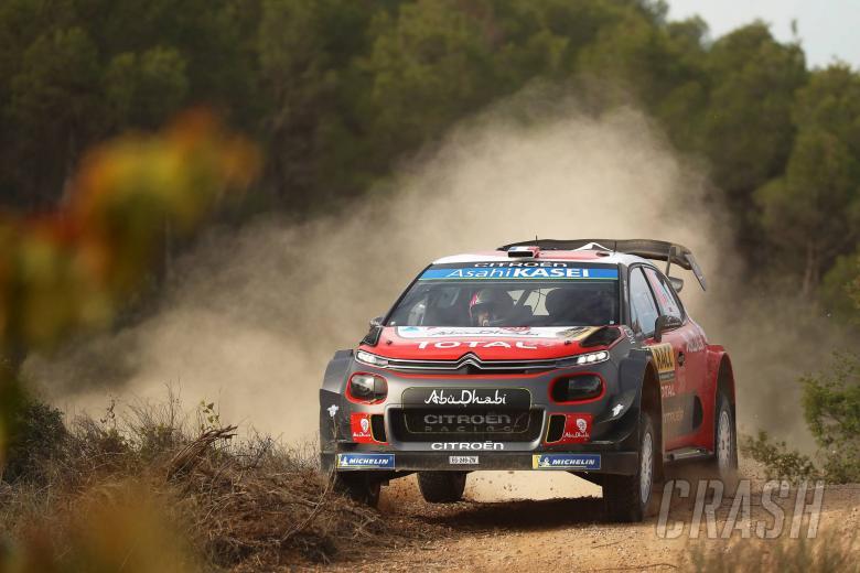 RallyRACC Catalunya - Hasil