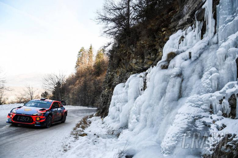 World Rally: Rally Sweden - Shakedown results