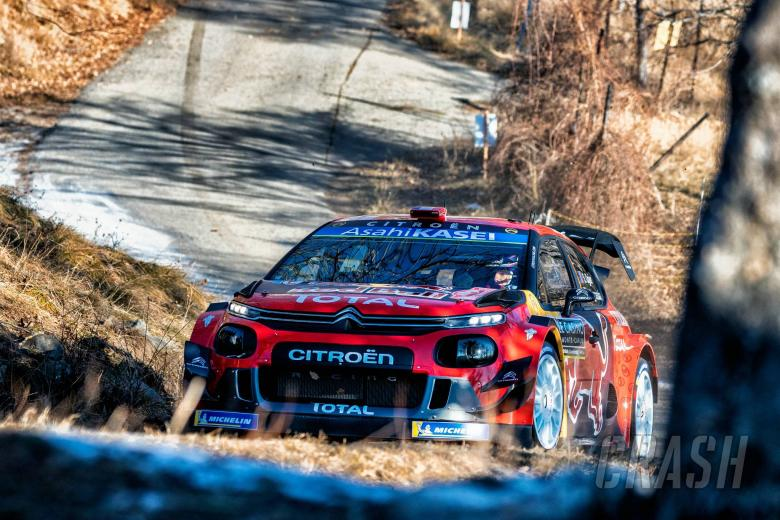 World Rally: Rallye Monte-Carlo - Results