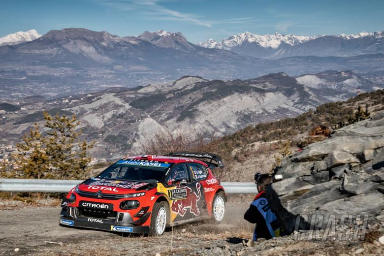 World Rally: Ogier holds on for tight Rallye Monte-Carlo victory