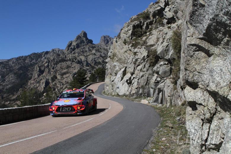 Tour de Corse - Hasil