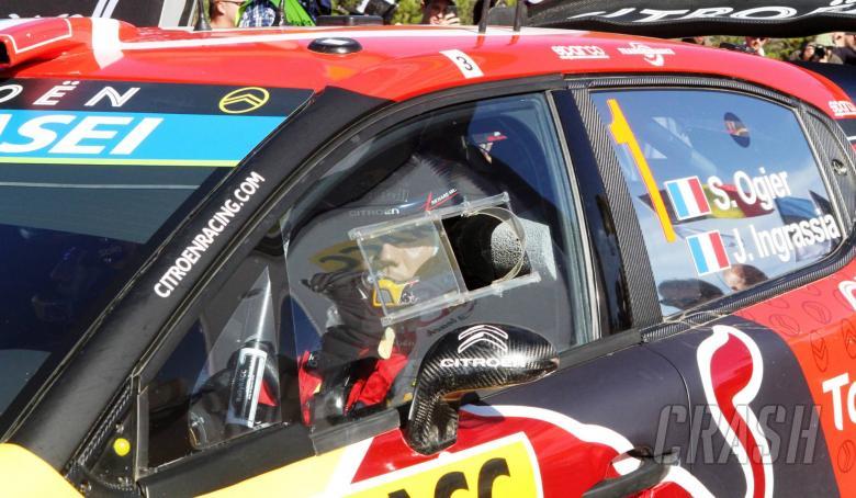 Citroen menarik diri dari WRC, menyalahkan perpecahan Ogier