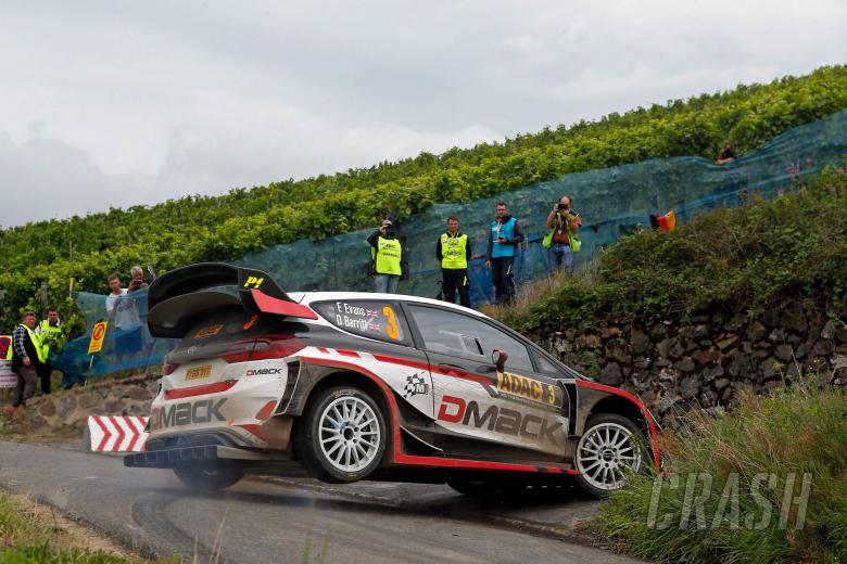 World Rally: Wales Rally GB - Shakedown results