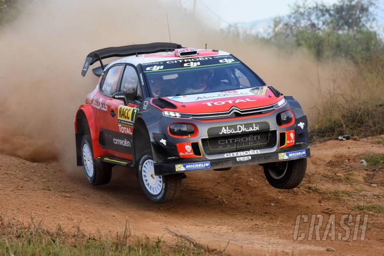 World Rally: Meeke clinches victory in Spain as Neuville retires