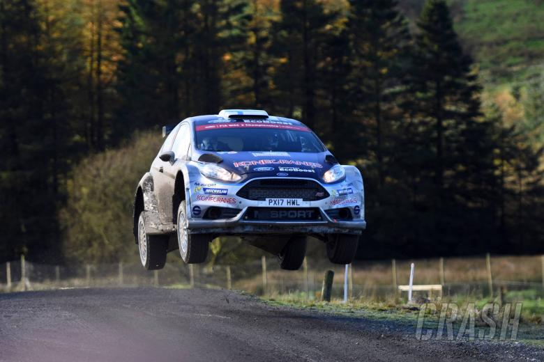 World Rally: Suninen secures partial WRC programme with M-Sport Ford