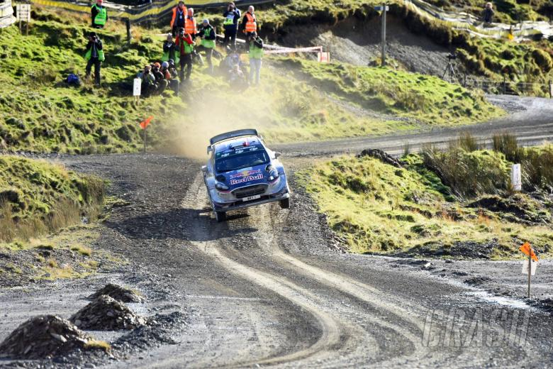 World Rally: Ogier clinches 2017 WRC title as Evans takes maiden win