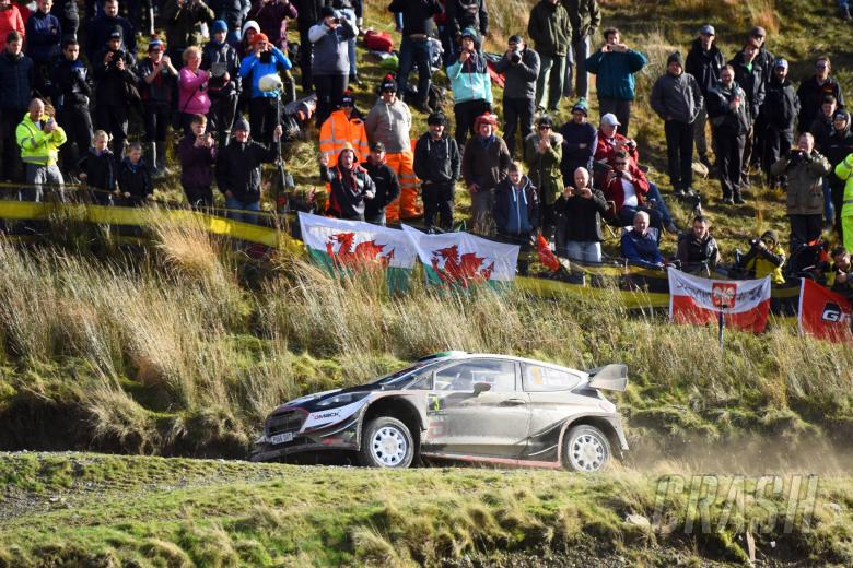 World Rally: Evans strengthens Wales Rally GB lead over Neuville