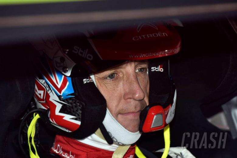 Meeke kembali ke WRC bersama Toyota
