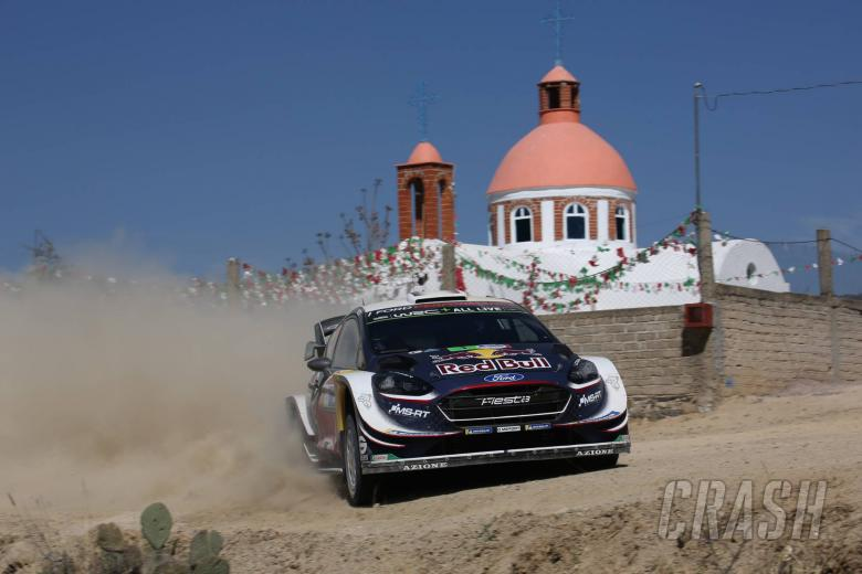 World Rally: Ogier wins Rally Mexico as Meeke falters late on
