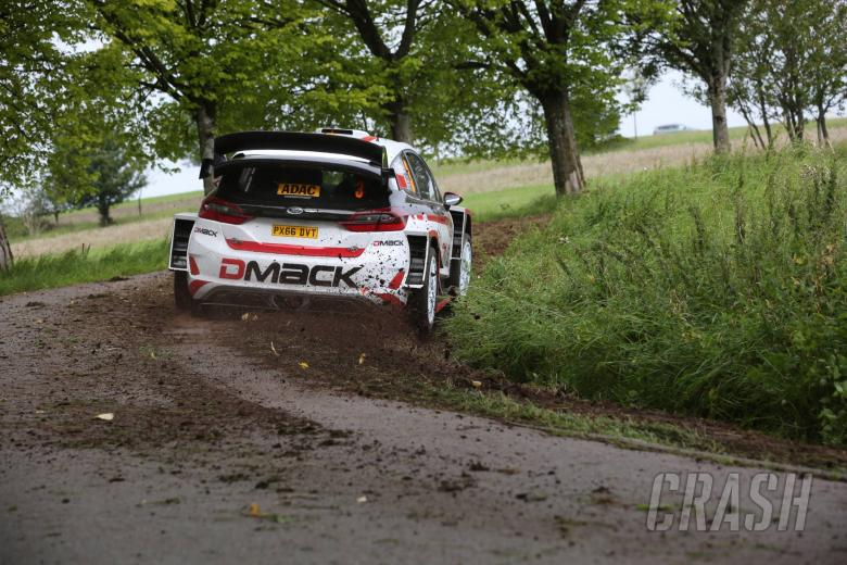 World Rally: Evans heads up Wales Rally GB shakedown