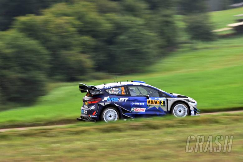 World Rally: Tanak, Mikkelsen continue tussle for lead