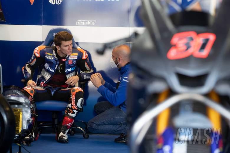 Garrett Gerloff, WorldSBK Jerez test, November 17-18th, 2020