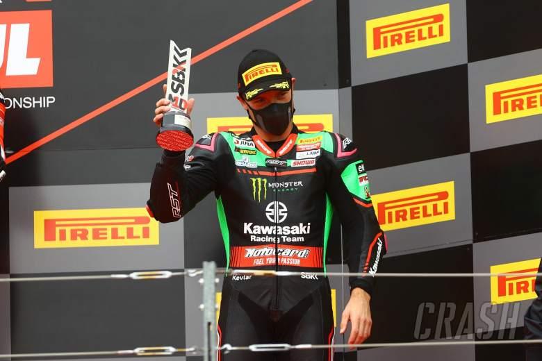 Alex Lowes, Aragon WorldSBK Race2, 2021
