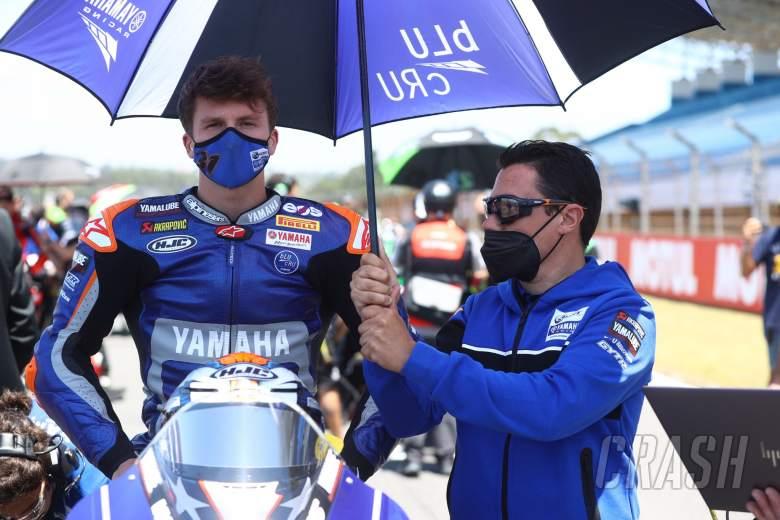 Garrett Gerloff, WorldSBK race,1 Estoril 2021