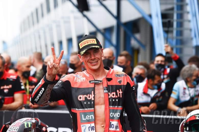 Scott Redding, Dutch WorldSBK Race2, July 25 2021