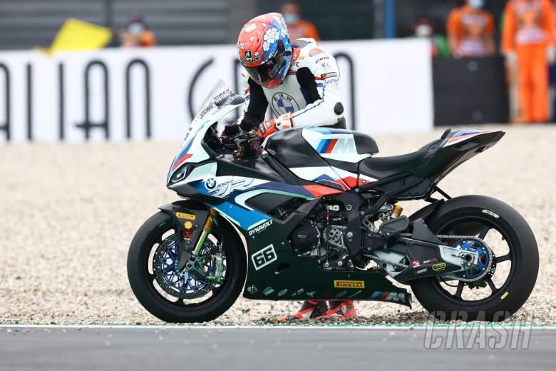 Tom Sykes, Dutch WorldSBK Race2, July 25 2021