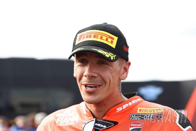 Scott Redding, Czech WorldSBK race2, 8 August 2021