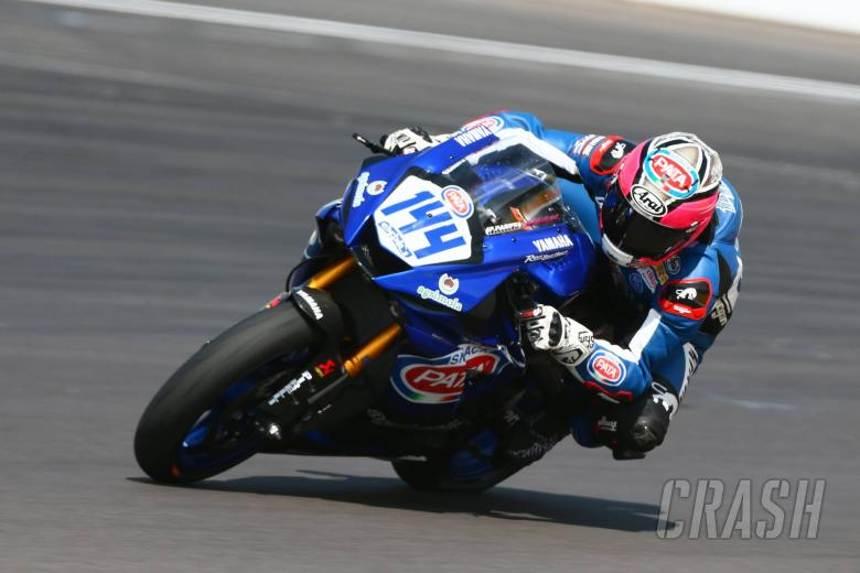 World Superbikes: Mahias stays clear of chasing WSS pack