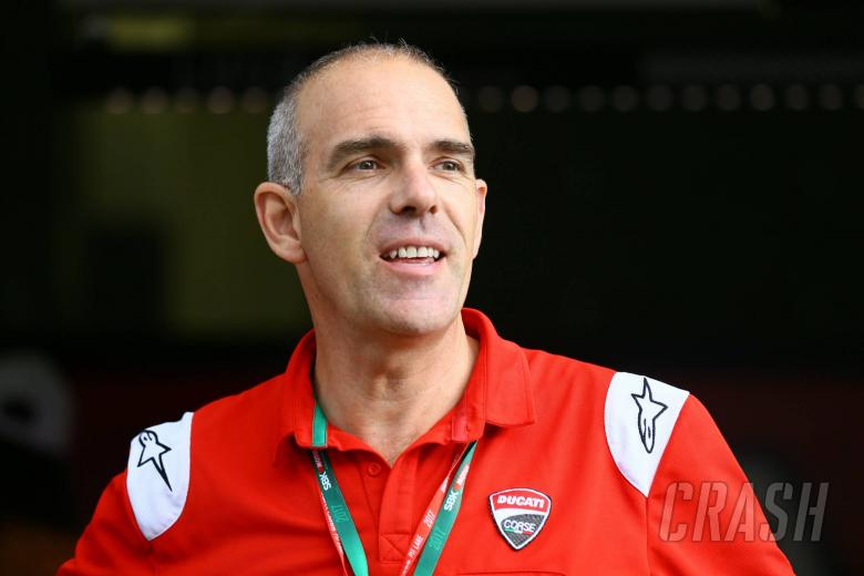 World Superbikes: Ernesto Marinelli to leave Ducati at end of 2017
