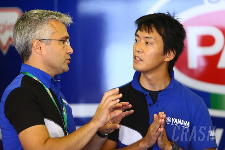 World Superbikes: Yamaha: We need to fight at the front, not fight each other