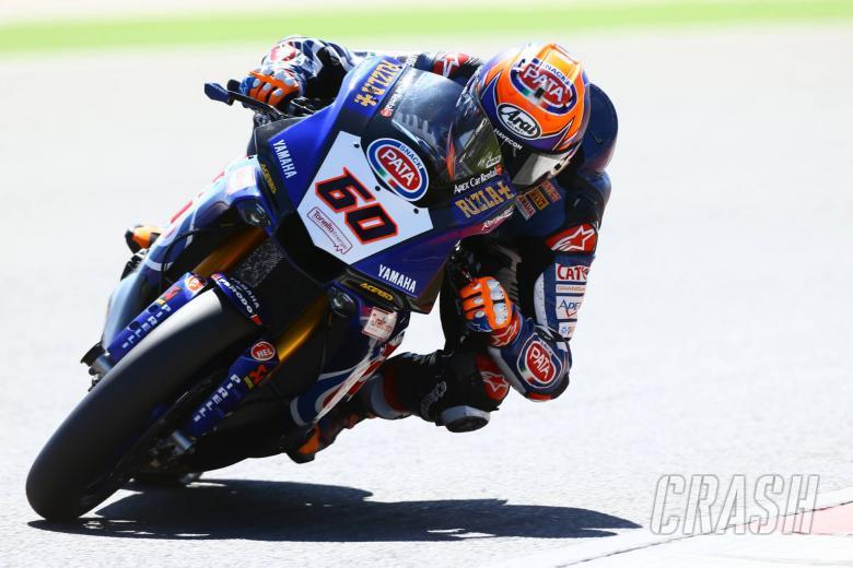 World Superbikes: From MotoGP spectator to back to business for van der Mark