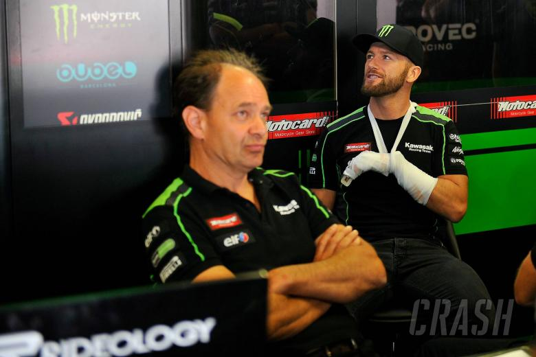 World Superbikes: Sykes 'disappointed' to miss Portimao after fireball fall