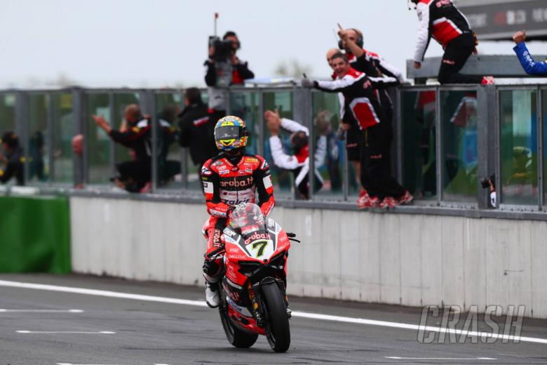World Superbikes: Davies hunts second spot after bittersweet Magny-Cours