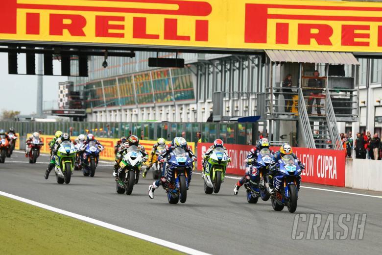 World Superbikes: 2018 World Supersport entry list confirmed
